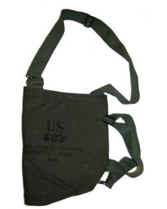US Gas Mask Bags