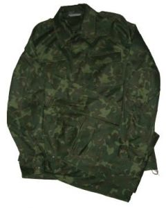 Russian Green Woodland Pattern Camouflage Sets