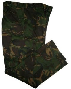 British DPM Pattern Camo BDU    Pants