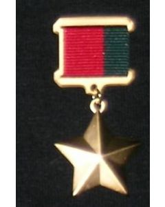 Hero Of Belarus Medal