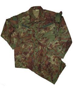 Italian Digital Camouflage UniformsRipstop Fabric