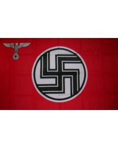 Nazi State Service Flag