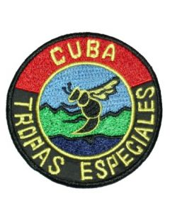 Cuba Special Forces Sleeve Patch