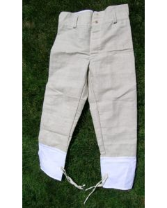 Imperial Russian Enlisted Ranks Summer Weight  Breeches