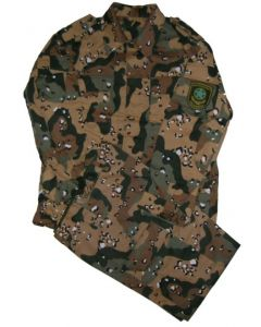 Kazakstan Army Desert Camouflage Sets, (Jacket, Pants)