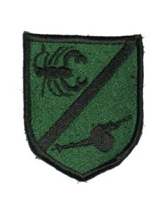 Macedonia Special Unit SKORPIONS    Sleeve Patch Artillery Unit