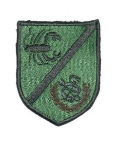 Macedonia Special Unit SKORPIONS    Sleeve Patch MEDIC