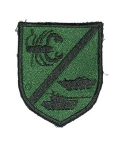 Macedonia Special Unit SKORPIONS    Sleeve Patch Armor Unit