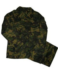 Russian Model 21Green    SummerWoodland CamouflageUniforms