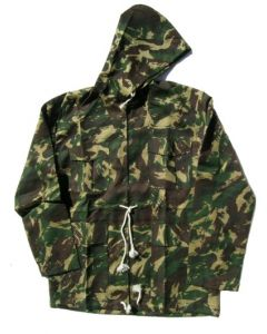 Indian Army Ghurka Hooded Smock As Used By Gurkhas On The Northeast Front With China