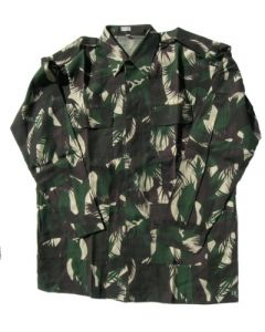 Indian Army Jungle Camouflage Jacket