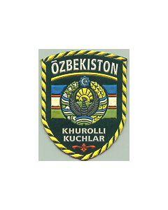 Sleeve PatchUzbekistan Border GuardNew Type