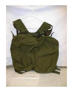 British Army Current Issue Bergen Side Pockets/Day Pack With  shoulder Straps