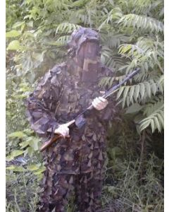 Russian 2Pc Leafy Camouflage Sniper Suit