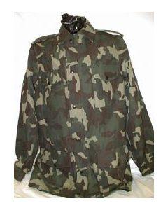 Camouflage Garrison Jackets
