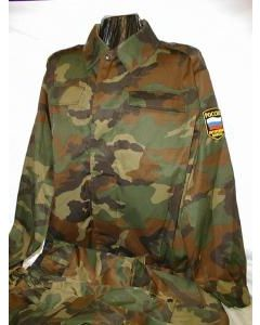 Russian Taiga 4 Color Pattern Camouflage Spetsnaz Suit