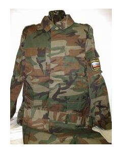 Russian Model 21 NATO Woodland Camouflage Uniforms