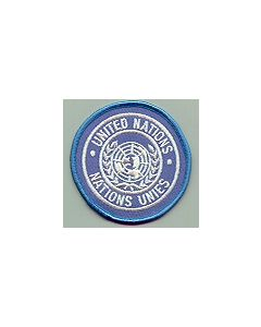 United Nations Sleeve Patches