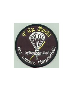 4th Coy, 187th Para Gegiment