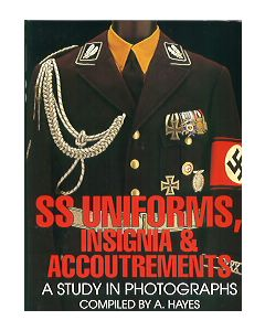 SS Uniforms, Insignia, & Accoutrements: