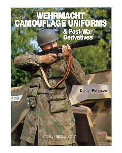 Wehrmacht Camouflage Uniforms And Post War Derivitives By  Daniel Peterson