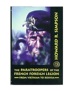 Paratroopers Of The French Forign Legion By Simpson