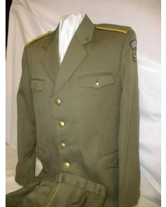 Lithuanian Army Officers Parade Dress Uniform(Jacket And Pants)