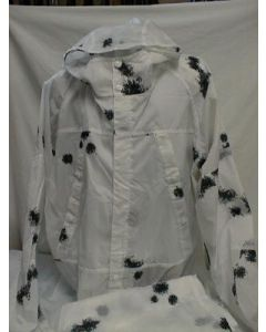 Russian Current Issue 2Pc Nylon Snow Camouflage Oversuits