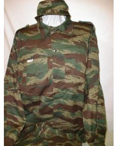 "Russian Model ""Bekas-Tiger"" Green Tiger Stripe Pattern Camouflage  field Uniforms"