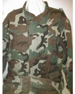 Croation Army Camouflage UniformJacket And Pants