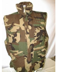 Croatian Army Sleeveless Light JacketSize 48