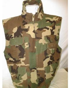 Croatian Army Sleeveless Light JacketSize 54
