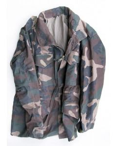 Croation Army Long Sleeve JacketCroation Size 48