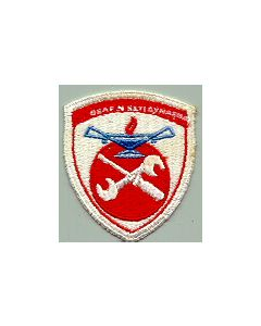 Greek Technical Corps Sleeve Patch