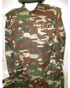 Indian Army Desert Commando Camo Jumpsuits