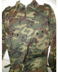 Russian M-1 Summer Woodland Pattern Camouflage