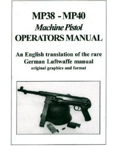 MP38-40 Operators Manual