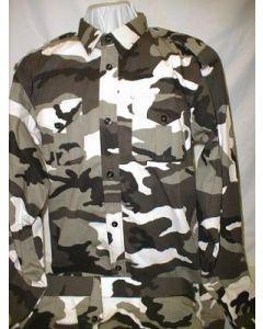 Pakistan Made Grey Urban Camouflage Set