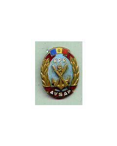 Romanian Navy BadgeCommunist Era
