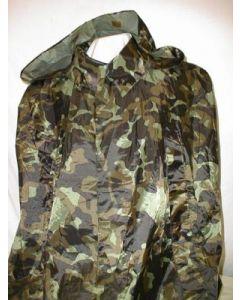 Ukrainian Camouflage Poncho