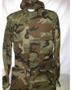 Bolivian Army Woodland Camouflage Sets (Jacket, Pants, Hat)