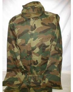Unidentified Woodland Camouflage Set