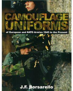 Camouflage Uniforms Of European And NATO Armies 1945 To The Present By JFBorsarello
