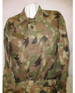 Comsubin New Issue Camouflage Uniforms
