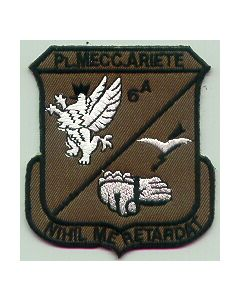 Italian Sleeve Patch For Para Light Armored Platoon