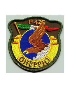 "Italian Navy Sleeve Patch For Jet Foil ""Cheppio"""