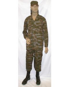 Cuban Grey Lizard Camouflage SetsShirt, Pants,  safari Cap