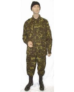 Estonian Summer Camouflage Sets2Pc Jacket And Pants Set Size 48, 50