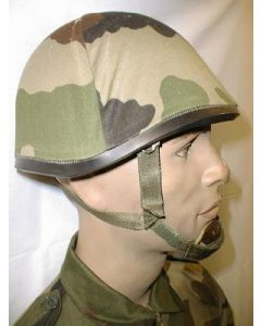 "French ""Central Europe"" Camouflage Pattern Helmet Covers"
