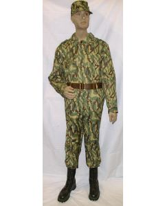 Russian MVD Green Reed Pattern Camouflage Uniforms